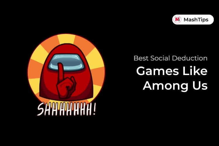 Best Social Deduction Games Like Among Us