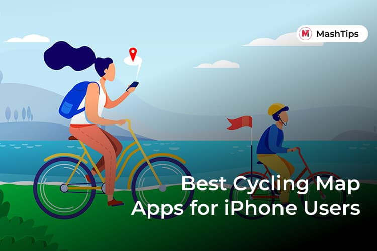 Best iPhone Bike Map Apps for Cyclists