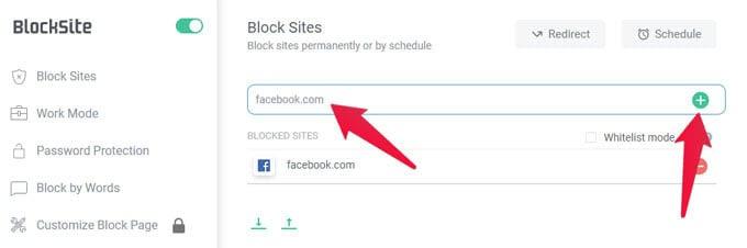 Block Sites on Chrome Using Site Block Extension