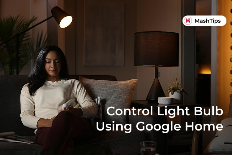 Connect and Control Smart Bulb with Google Home Speaker
