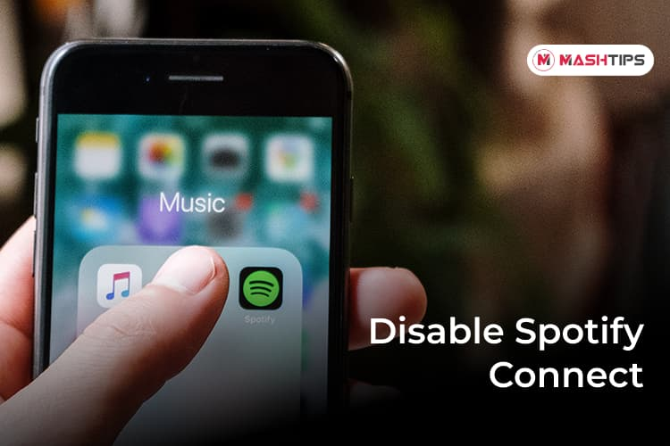 How to Turn off or Disable Spotify Connect