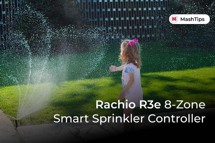 Rachio R3e Smart Sprinkler Controller