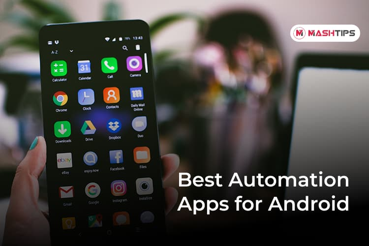 Best Automation Apps for Android
