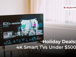 Best Deals on 4K Smart TV to Buy