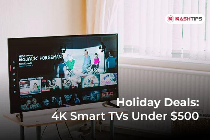 Best Deals on 4K Smart TV to Buy