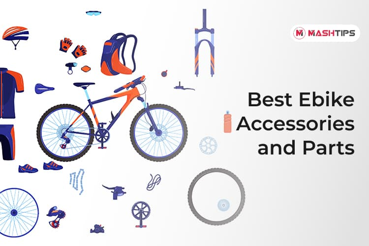 Best Ebike Accessories and Parts