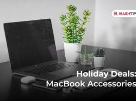 Best Holiday Deals on MacBook Accessories