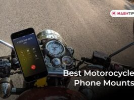Best Motorocycle Phone Mounts for Motorcycles Bikes and EBikes