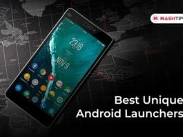 Best Unique Android Launchers to Redefine Android Home Screen