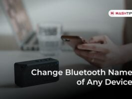 Change Bluetooth Name of Any Device - Android iPhone Windows MacOS