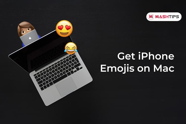 Get Emojis from iPhone on Mac