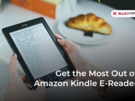 Get the Most Out of Amazon Kindle E-Reader