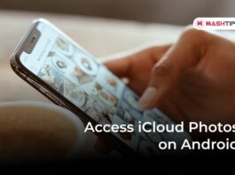How to Access iCloud Photos on Android