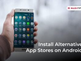 Install Alternative App Stores on Android