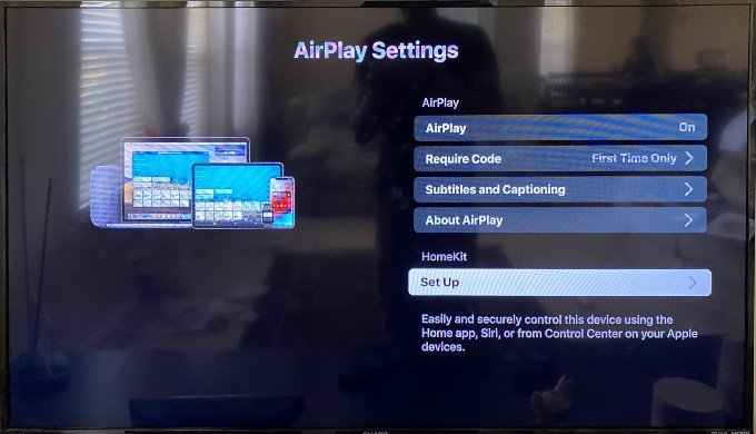 Roku Apple HomeKit Paired