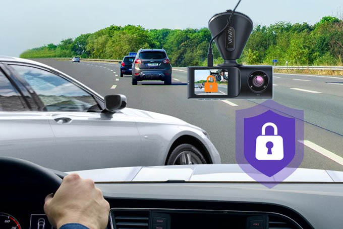 VAVA Dashcam Smart Witness Collision and Accident Detection