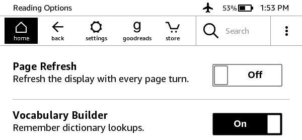 Vocabulary Builder Kindle