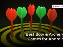 Best Bow & Archery Games for Android -F