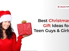 Best Christmas Gift Ideas for Teen Guys and Girls