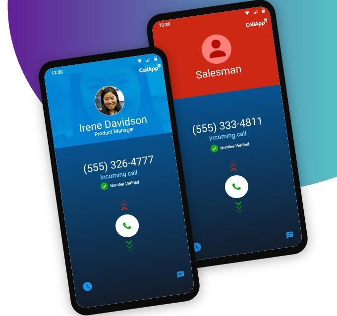 CallApp Calling Experience