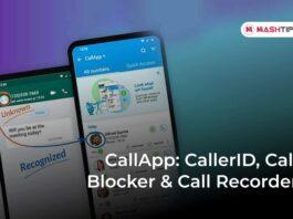 CallApp CallerID, Call Blocker & Call Recorder -F