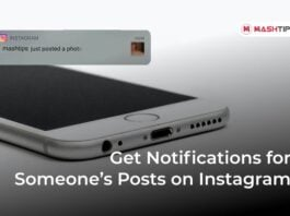 Get Notifications for Someone's Posts on Instagram