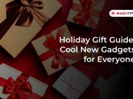 Holiday Gift Guide_ Cool New Gadgets for Everyone