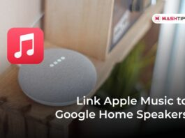 Link Apple Music to Google Home Speakers
