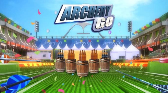 archery go games UI