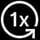 1x icon Signal