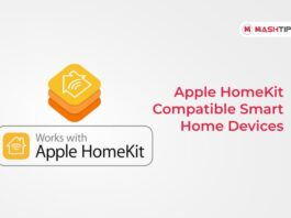 Apple HomeKit Compatible Smart Home Devices