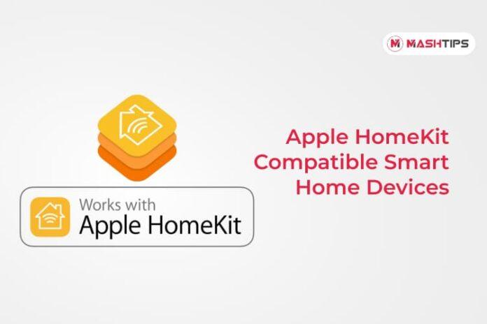 Apple HomeKit Compatible Smart Home Devices