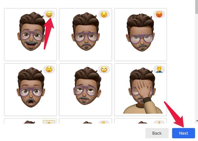 Assign Emojis to Memoji Sticker in New Signal Sticker Pack