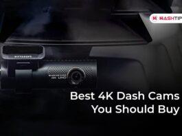 Best 4K Dash Cams You Should Buy