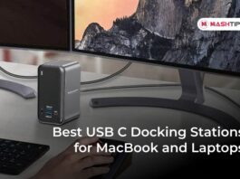Best USB C Docking Stations for MacBook and Laptops