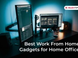 Best Work From Home Gadgets for Home Office