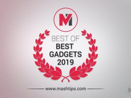 Best of Best Gadgets 2019
