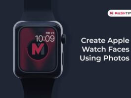 Create Apple Watch Faces Using Photos