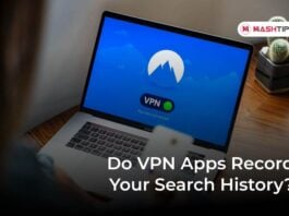 Do VPN Apps Record Your Search History