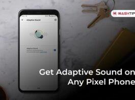 Get Adaptive Sound on Any Pixel Phone