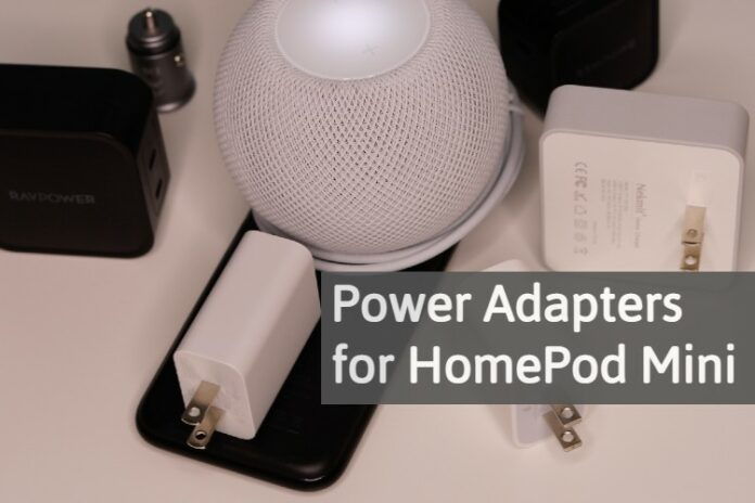 HomePod Mini Power Supplies