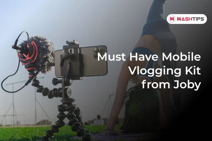 Must Have Mobile Vlogging Kit from Joby