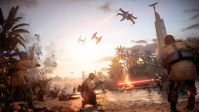 Star Wars Battlefront 2 War
