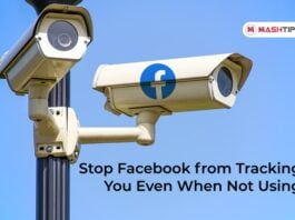 Stop Facebook from Tracking You Even When Not Using