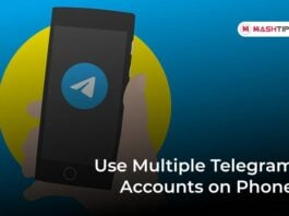 Use Multiple Telegram Accounts on Phone
