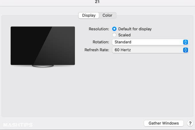 Anker Docking Station Monitor Refresh Rate