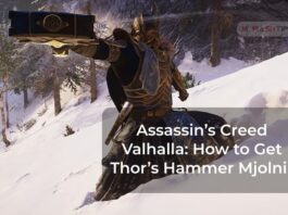 Assassin's Creed Valhalla: How to Get Thor's Hammer Mjolnir