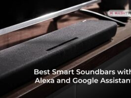 Best Smart Soundbars with Alexa and Google Assistant