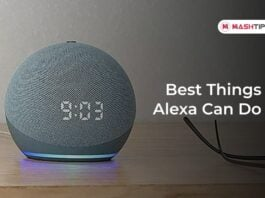Best Things Alexa Can Do
