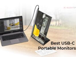 Best USB-C Portable Monitors